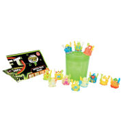 The Trash Pack Ultimate Fighting Trashies Glow Mania 12-Pack