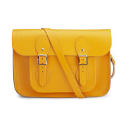 The Cambridge Satchel Company Women's 11 Inch Satchel - Yellow