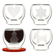 Sagaform Mulled Wine Mugs (4 Pack)