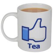 Social Like Mug - Tea