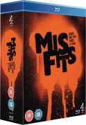 Misfits - Series 1-4