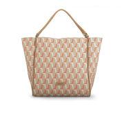 Calvin Klein Jacqueline Medium Tote Bag - Tangerine