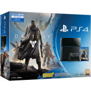 Sony PlayStation 4 500GB Console - Includes Destiny