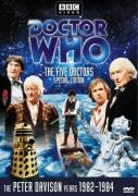 Dr Who - The Five Doctors (Special Edition]