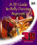 A 3D Guide to Belly Dancing - Beginners (Blu-Ray en DVD)