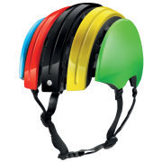 Carrera GTE Flag 2014 Folding Helmet - Olympic Flag