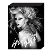 Lady Gaga Born This Way - 40 x 30cm Canvas