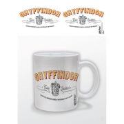 Harry Potter Gryffindor Team Quidditch Mug