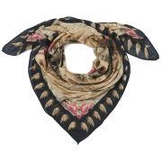 Alva Norge Women's Winx Wool/Cashmere Scarf - Black