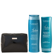 L'Anza Healing Moisture Duo Includes Bag (Worth £49.50)