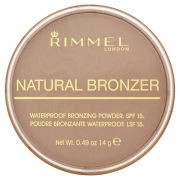 Rimmel Natural Bronzer - Sunlight