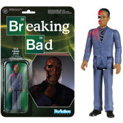 ReAction Breaking Bad Gustavo Fring Dead 3 3/4 Inch Action Figure