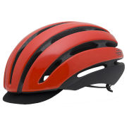 Giro Aspect Cycling Helmet Glowing Red