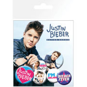 Justin Bieber Belieber - Badge Pack