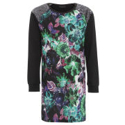 Damned Delux Women's Fizz Floral Print Dress - Multi