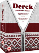 Derek: Series 1 & 2 Box Set