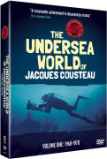The Undersea World of Jacques Cousteau - Volume 1