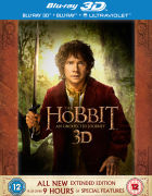 The Hobbit: An Unexpected Journey - Extended Editie 3D (Bevat 2D Versie en UltraViolet Copy)