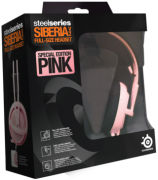 SteelSeries Siberia V2 Full Size Headset - Pink