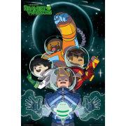 Bravest Warriors Collage Maxi Poster (61 x 91.5cm)