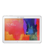 Samsung Galaxy Pro 10 Inch Tablet with 4G (QUALCOMM Snapdragon 800, 2.3GHz, 2GB, 16GB, Android 4.4) - White