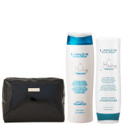 L'Anza Healing Strength Duo Includes Bag (Worth £51.50)