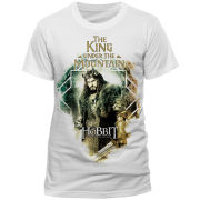 The Hobbit Battle of the Five Armies Men's T-Shirt - King Under the Mountain