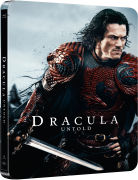 Dracula Untold - Zavvi Exclusive Limited Edition Steelbook (Inclusief UltraViolet Copy)