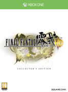 Final Fantasy Type-0 HD Collector's Edition
