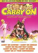 Carry On - Holiday Collection [Box Set]