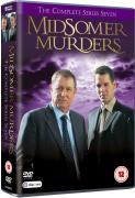 Midsomer Murders - Seizoen 7 - Compleet