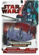 Star Wars Transformers Wave 3 2009 Magnaguard