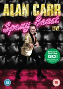 Alan Carr: Spexy Beast Live (Bevat MP3 Copy)