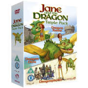 Jane and the Dragon Triple