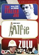 The Italian Job / Alfie / Zulu