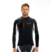LOOK Men's Ultra Long Sleeve Jersey - Black/Grey