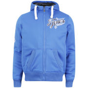 Smith & Jones Men's Lacarta Fur-lined Zip Through Hoody - Le Mans