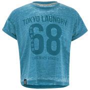 Tokyo Laundry Women's Josie T-Shirt - Ocean Depths