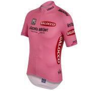 Santini Giro d'Italia 2015 Leaders Short Sleeve Jersey - Pink