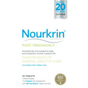 Nourkrin Post Pregnancy Tablets (30 Tablets)