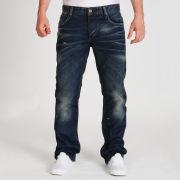 Jack & Jones Vintage Men's Rick Original Jeans - Indigo