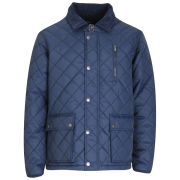 Atticus Men's Quilted Jacket - Navy