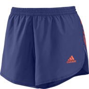 adidas Men's Adizero Split Short - Hero Ink/Infrared