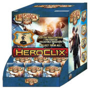 Bioshock Infinite Heroclix Gravity Feed Board Game