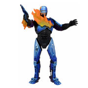 NECA Robocop Fire Damaged 7 Inch Action Figure