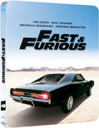 Fast & Furious - Zavvi Exclusive Limited Edition Steelbook (Limited to 2000 Copies and Includes UltraViolet Copy)