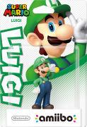 Colección amiibo Super Mario - Luigi