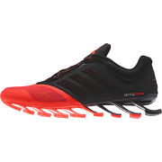 adidas Men's Springblade Drive 2 Running Shoes - Black/Red
