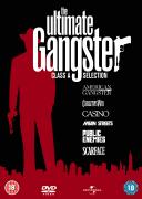 The Ultimate Gangster: American Gangster / Carlitos Way / Casino / Mean Streets / Public Enemies / Scarface