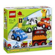 LEGO DUPLO: Creative Cars (10552)